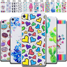 For LG Sony Protective Silicone TPU Soft Case Back Rubber Shockproof Cover Skin