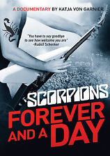 SCORPIONS New Sealed COMPLETE HISTORY, BIOGRAPHY & TOUR DIARY DVD