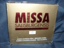 Biber – Missa Salisburgensis -Musica Antiqua Köln / Goebel / McCreesh