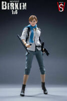 SWtoys 1/6 Sherry Birkin Resident Evil FS017 Sydney Platinum Model Action Figure