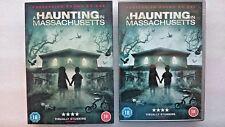 A Haunting in Massachusetts  DVD
