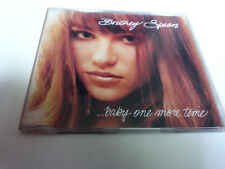 """BRITNEY SPEARS """"... BABY ONE MORE TIME"""" CD SINGLE 3 TRACKS"""