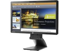 HP EliteDisplay E221c 21.5-inch Webcam LED Backlit Monitor VGA - DVI - DP