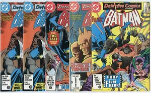 Detective Comics #562 - 600 (31 issues)  avg. NM- 9.2  Batman  DC  1986  No Resv