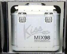 KISS MIX 98 - GRAHAM GOLD, ALEX P & BRANDON BLOCK, DOUBLE CD ALBUM, (1998).