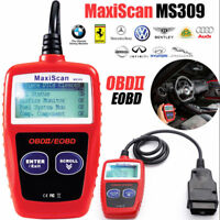 Autel MaxiScan MS309 OBD2 Car Diagnostic Scanner Code Reader Diagnostic Tool bq