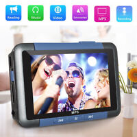 8GB 3 Inch Slim LCD Screen MP4 MP5 Video Music Media Player FM Radio  cn-