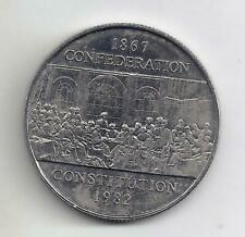 1982 Canadian Constitution Dollar