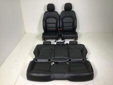 Sedili Interni IN Pelle Decorazione per Interni Mercedes Benz a Class (W176)