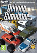 Driving Simulator 2012 (PC DVD) BRAND NEW SEALED