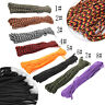 100ft Paracord 550 Parachute Cord Survival Lanyard Rope Mil Spec 7 Strand Core