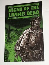 Avatar NIGHT OF THE LIVING DEAD AFTERMATH #2 Terror Zombie Elvis Variant NM