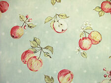 4m Prestigious Apple Blossom Linen Cotton Designer Curtain Upholstery Fabric
