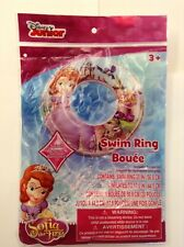 Disney Junior Sofia The First Swim Ring Age3+ New!