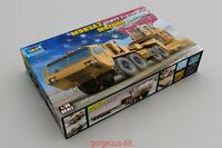 Trumpeter 1/35 01055 M983A2 HEMTT Tractor w/M870A1 Semi-Trailer Assembly Model