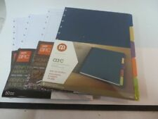 Staples Arc Planner Ruled Pages Amp Poly Tab Dividers New Unopenned