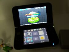11.8 Nintendo 3DS XL Silver Luigi Console With Mario Dream Team Game System A13