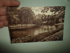 Vintage Postcard WATERWORKS VALLEY JERSEY Franked & Stamped 1930