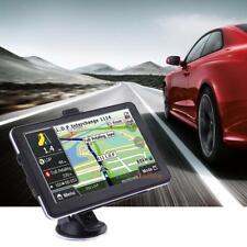 7 inch TFT LCD HD Truck Car GPS Navigator 8GB 128M TF/MMC/FM Touch Screen Europe