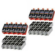 30-Pk/Pack ink PGI-35 CLI-36 for Canon Pixma IP100 IP110 MINI260 MINI320