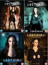 LOST GIRL TV Series 1-4 Complete Collection Box Set Season 1 2 3 4 New UK R2 DVD