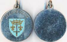 JEANNE d'ARC, Croiseur, médaille chromée, 20 millimètres, Sans marque (1968)