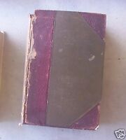 BIG 1893 Book Harpers Cyclopedia United States History