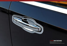 For DODGE Journey 2009-2014 ABS Chrome Side Door Handle Bowl Cover Trim
