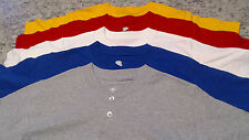 5Pack HENELY SHIRT DEAL~Small