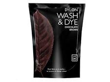 400g chocolat marron dylon lavage en machine & teinture tissu vêtements textile ...