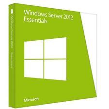 Microsoft Windows Server 2012 Essentials OEM COA Lizenz  - Vollversion