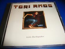 TORI AMOS cd LITTLE EARTHQUAKES  free US shipping