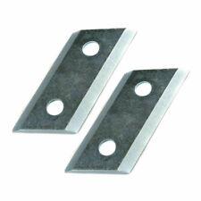 More details for shredder blade set fits alko h1100 h1300 h2200 2 blades 325-030 check part no