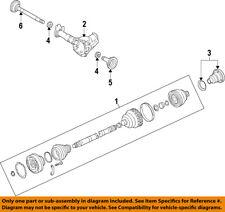 PORSCHE OEM 11-15 Cayenne Front Drive-CV Shaft Axle Assy 95834903812