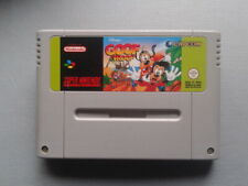 SUPER NINTENDO SNES DISNEY GOOF TROOP SOLO CARTUCHO PAL FAH