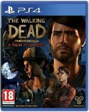 The Walking Dead: The Telltale Series: A New Frontier (PS4) PEGI 18+ Adventure