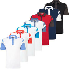Callaway Opri-Dri Athletic Chev Blocked Mens Golf Polo Shirt
