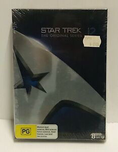 Star Trek Season 2 The Original Series Brand New Region-4