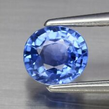 Gorgeous! 0.57ct 5x4.6mm VS Oval Natural Unheated Blue Sapphire, Ceylon