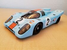 AutoArt Gulf Porsche 917K1:18 Diecast