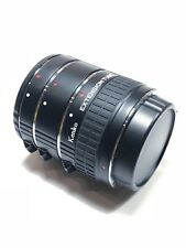 Kenko Auto Extension Tube Set - DG 12 / 20 / 36mm - For Canon EOS EF/EF-S Lenses
