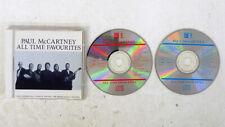 Paul McCartney ALL TIME FAVOURITES EMI/ODEON JAPAN 2CD