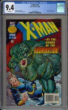 X-MAN #20 - CGC 9.4 - ABOMINATION - 1626850024