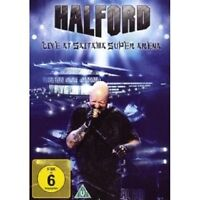 "HALFORD ""LIVE AT SAITAMA SUPER ARENA"" DVD NEU"