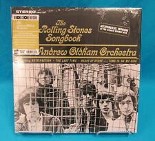The Andrew Oldham Orchestra The Rolling Stones Songbook Clear Vinyl 2018 RSD NM
