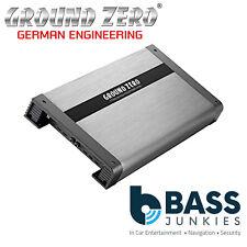 Ground Zero GZTA 4125XII-24V 4 Channel 4 x 90 WRMS @ 4 ohm Car Amp Amplifier