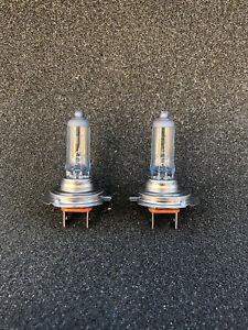 2x Brand New OEM Philips H7 55W 12972 Bulb Set Halogen Headlamp FREE SHIPPING!