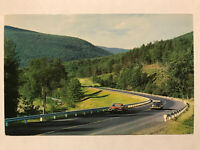 Greetings From Stamford, New York NY Postcard - The New Route 28