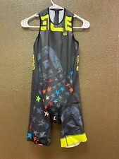 Alé Cycling Triathlon Stelle Olympic Skinsuit - Men's Medium