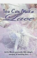 Brand New You Can Make Lace DVD By Anita Harris